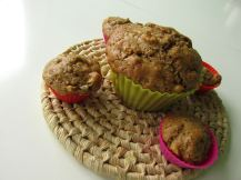 Kruidige appelmuffins (1)