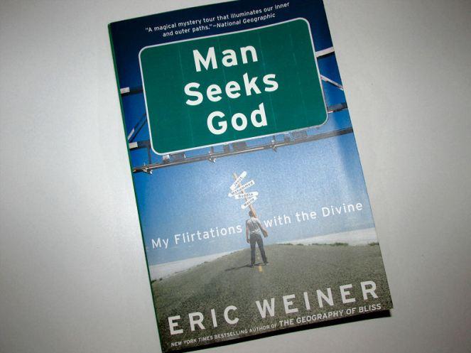 Man seeks God Eric Weiner