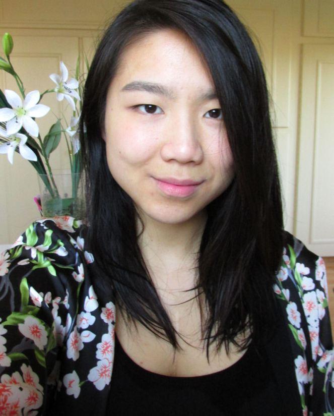 Spring cherry blossom makeup (1)