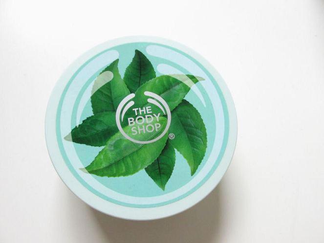 The Body Shop Fuji Green Tea Body Butter (1)