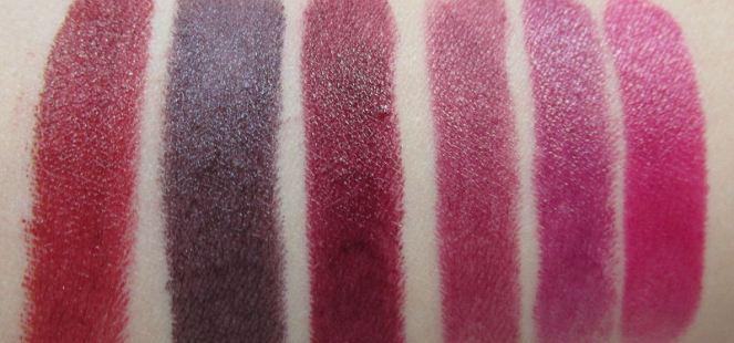 Dark lipsticks (4)