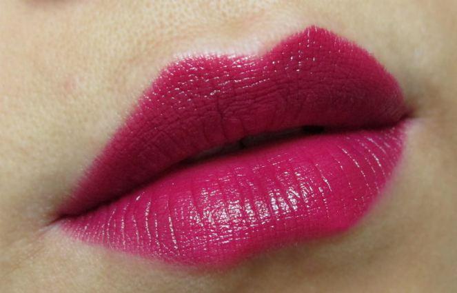 KIKO Smart Lipstick Amaranth (4)