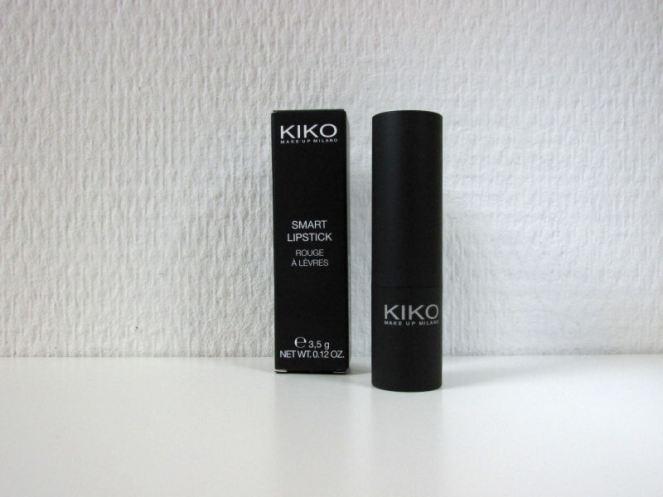 KIKO Smart Lipstick Peony Purple (1)