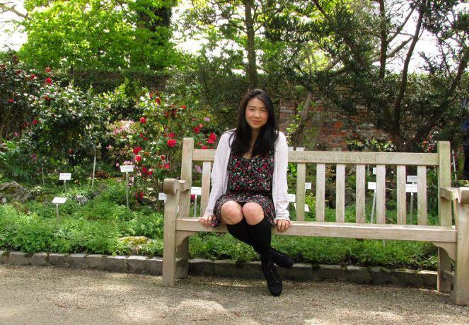 Outfit Secret Garden1