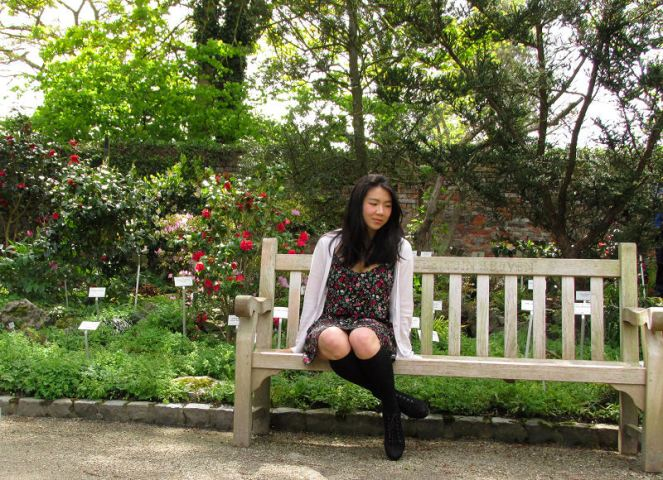 Outfit Secret Garden3