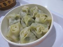 Schattige boerenkool dumplings