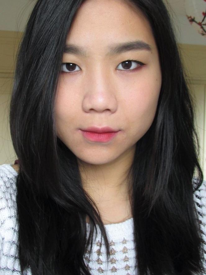 9muses Jeongsaemmool Makeup Look (1)