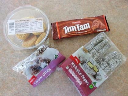 Australische snacks
