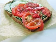 Gegrild broodje (2)