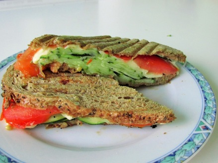 Gegrild broodje (3)