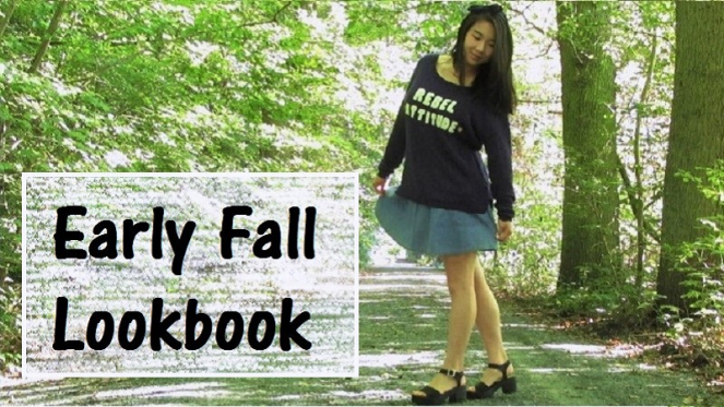 Early Fall Lookbook