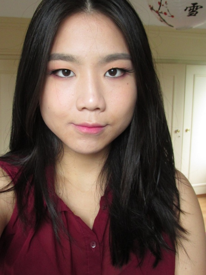 Hyuna Roll deepBecause I'm The Best Inspired Makeup Tutorial (1)