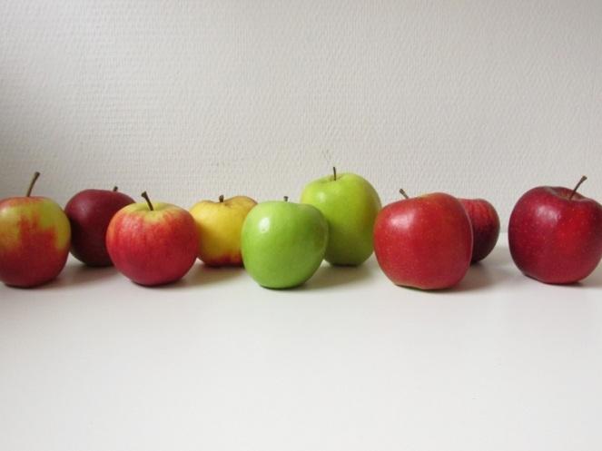Appel smaaktest (1)