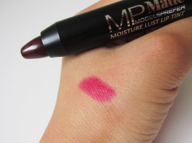 ModelsPrefer Matte Moisture Lust Lip Tint Sweet Rhubarb (2)