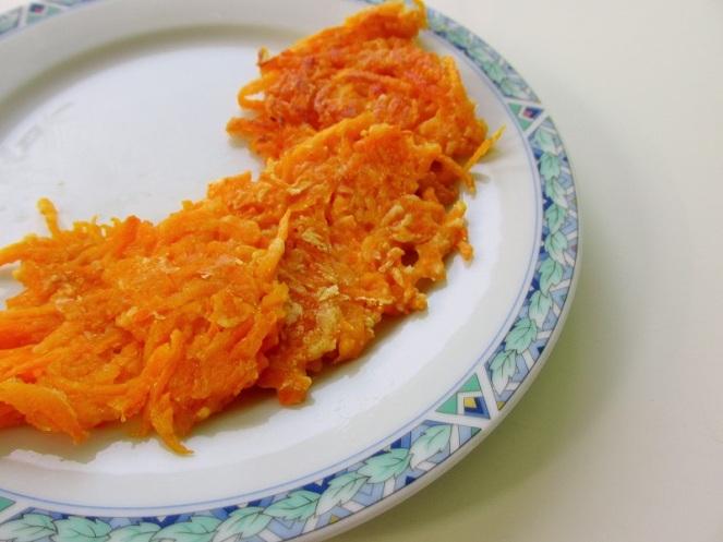 Pumpkin Jeons - Pancakes (1)