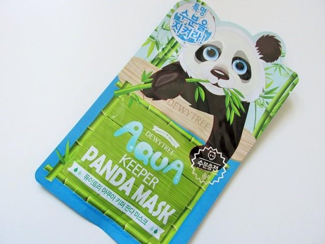 Tony Moly Aqua Panda Mask (1)