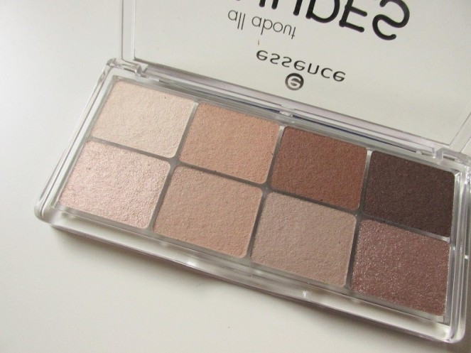 Essence All About Nudes Eyeshadow (2)
