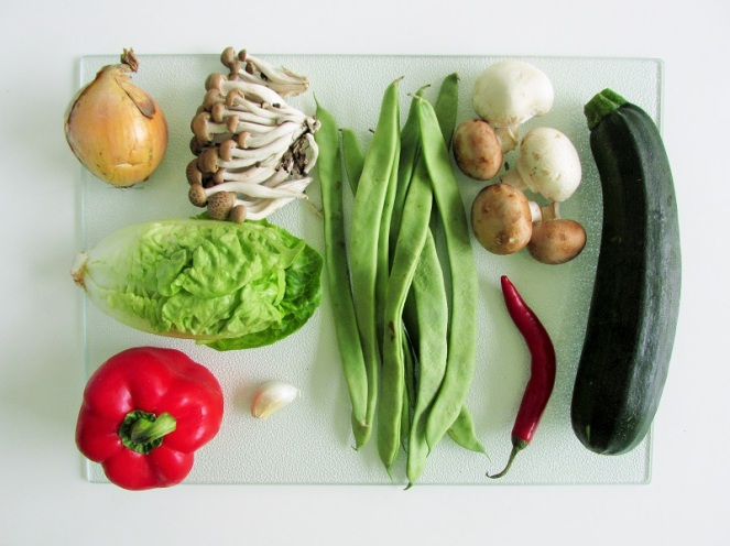 Vegan Vegetables noodles (1)