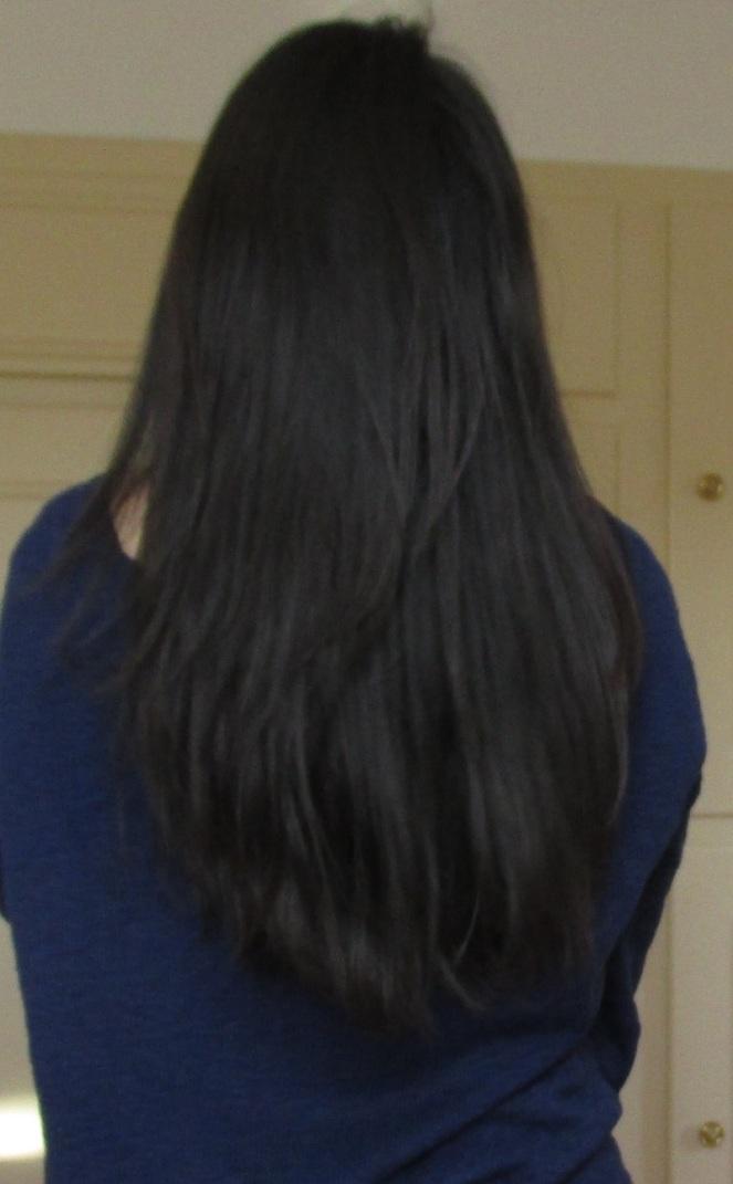 Haircare routine (2)
