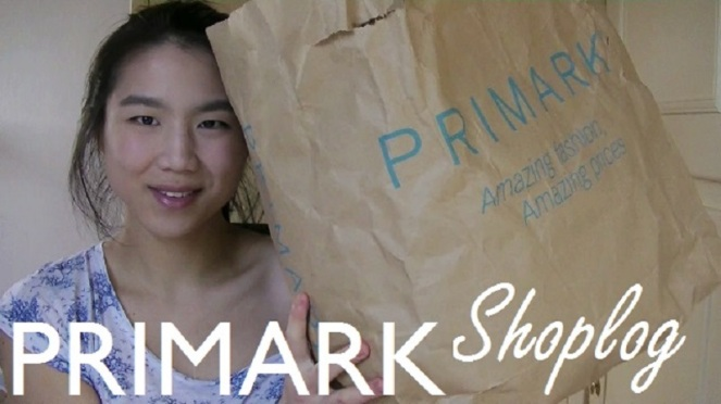 Primark shoplog
