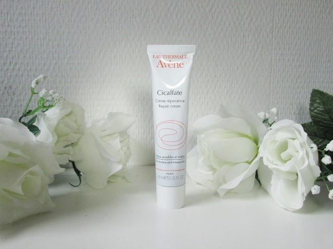 Avene Cicalfate Repair Cream for sensitive and irritated skin (1)