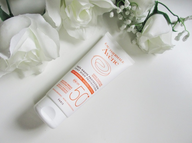 Avene Very High Protection Mineral Lotion SPF 50 zonder parfum (2)