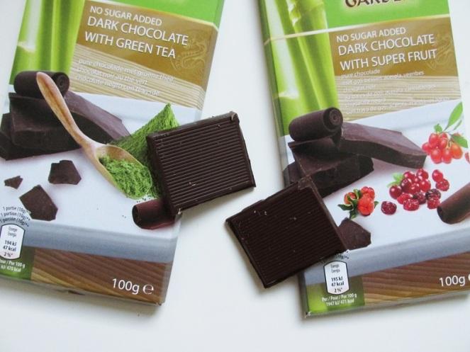 Smaaktest Aldi Asia Green Garden Dark Chocolate (2)