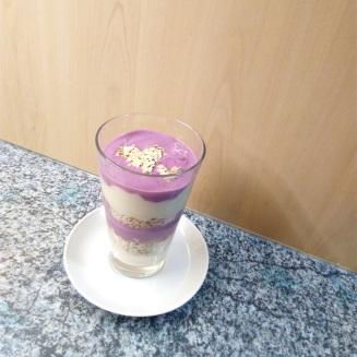 Vegan yoghurt muesli (1)