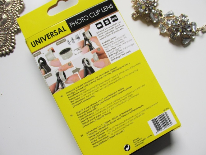 Action Universele fotoclip 3 in 1 (2)