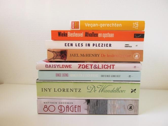 Boekenfestijn Aankopen (1)