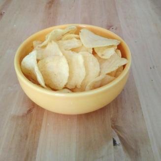 Dia Batatas chips