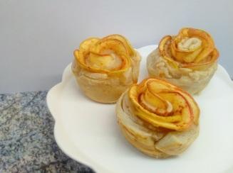 Foodshots Vegan Bakes Apple Rosettes (1)