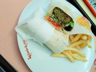 Kebab&co Durum Falafel