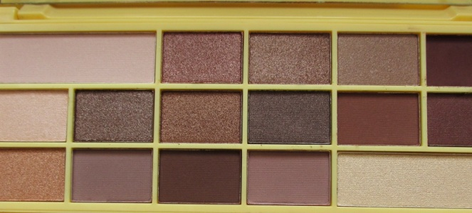 Makeup Revolution Iheartmakeup Naked Chocolate Palette (5)