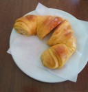 Popular Portugese Pastry Croissant brioch