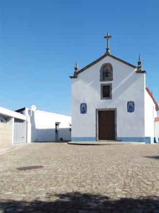 Capela de Santa Catarina e Senhora dos Anjos