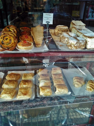 Portugese Pastry Shop Window (2)