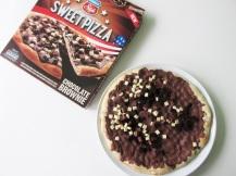 Albert Heijn Sweet Pizza Choco Brownie (1)