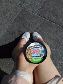 Ben&Jerry's Cookie Dough Ice Cream