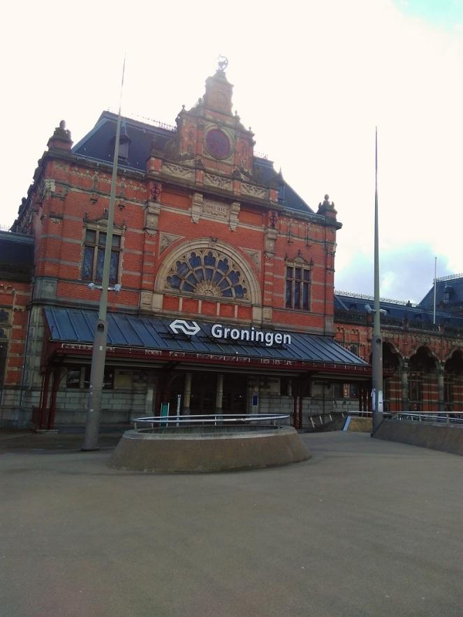 Citytrip Groningen (1)