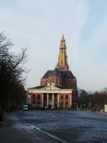 Korenbeurs + Der Aa-kerk