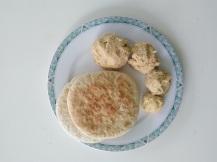Humus Pita Bread