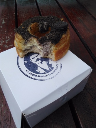 London food Rinkoff's Crodough Oreo (4)