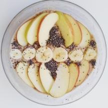 Oatmeal Fruit n fiber