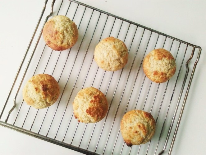 Citrus Muffins with Fresh Cheese (1)