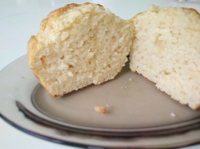 Citrus Muffins with Fresh Cheese (6)