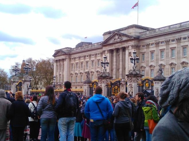 London Buckingham Palace (2)