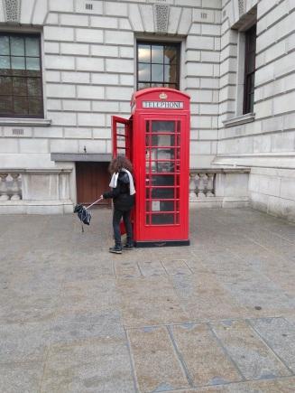 London Original Phonebooth