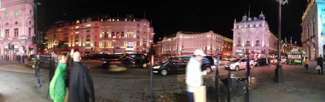 London Piccadilly Circus1