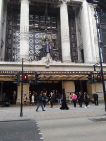 London Selfridges